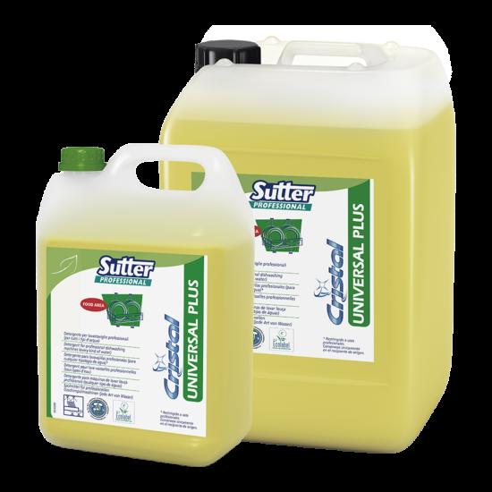 Sutter Universal Plus Ecolabel gépi mosogatószer 24kg