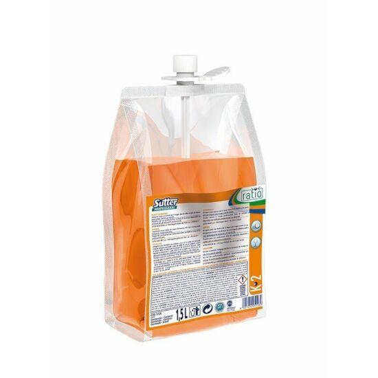 Sutter Ratio K-2 kézi mosogatószer konc. 1,5kg 2db/gyűjtő