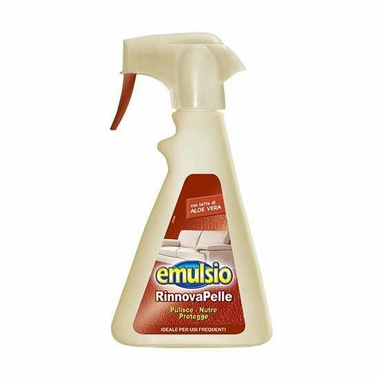 Sutter Emulsio Rinnovapelle tápláló bőrtisztító- és védő krém 375ml 12db/gyűjtő