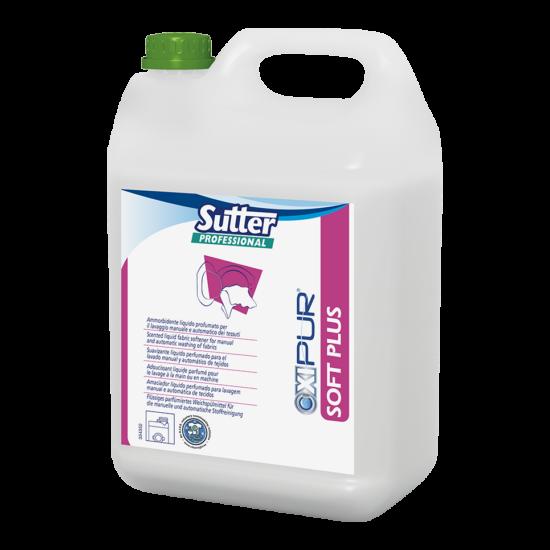 Sutter Soft Plus textillágyító mosodák részére 20kg