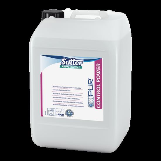 Sutter Control Power citromsavas ph semlegesítő 22kg
