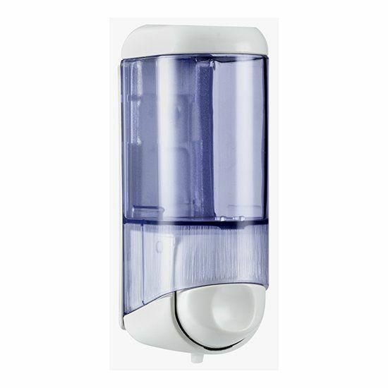 Trend folyékony szappan adagoló 170ml fehér/átlátszó