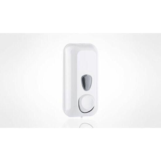 Trend folyékony szappan adagoló 550ml ABS fehér soft touch