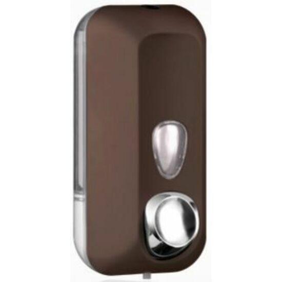 Trend folyékony szappan adagoló 550ml ABS barna soft touch