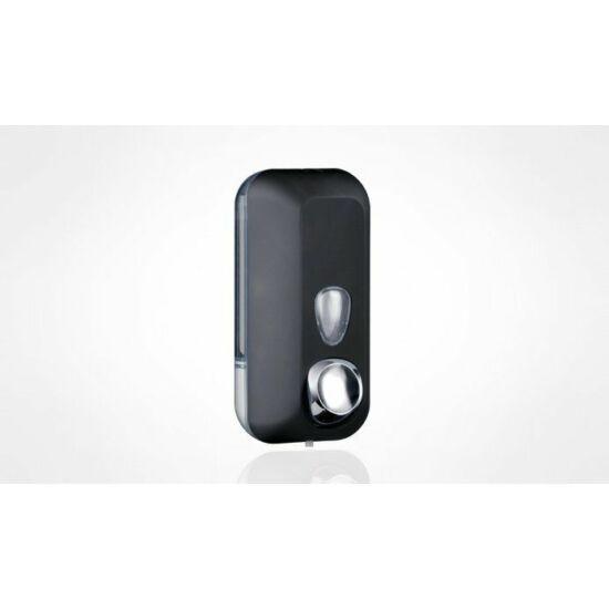Trend folyékony szappan adagoló 550ml ABS fekete soft touch
