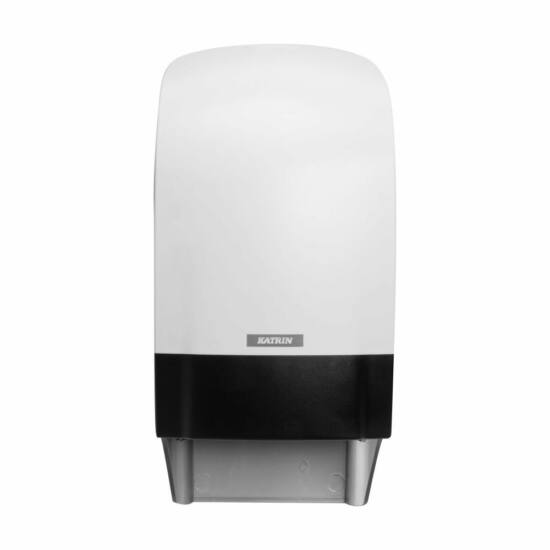 Katrin inclusive system toalettpapír adagoló ABS műanyag fehér 1db/gyűjtő