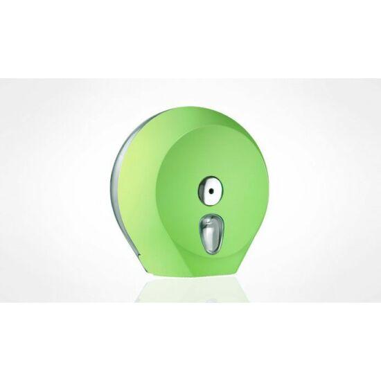 Trend toalett papír tartó MINI 20 cm ABS zöld soft touch