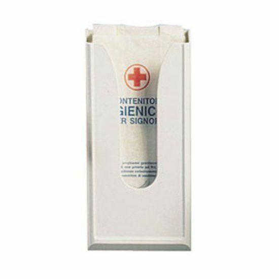 Trend higiéniai papír tasak tartó fehér