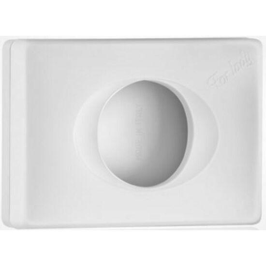 Trend higiéniai tasak adagoló, ABS fehér soft touch