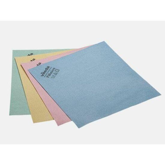 Vileda PVAmicro mikroszálas törlőkendő zöld 38x35cm 5db/csomag