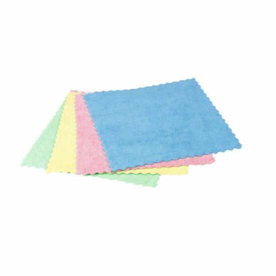 Vileda MicroTuff Easy törlőkendő zöld 30x30cm 50db/cs