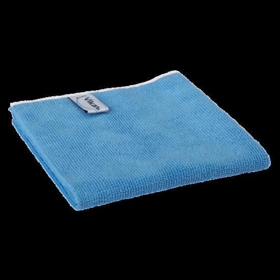 Vikan Basic mikroszálas törlőkendő kék 32x32cm