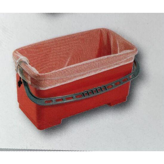 VDM piszkos mop tartó lezárható zsák 22l (7030) vödörhöz