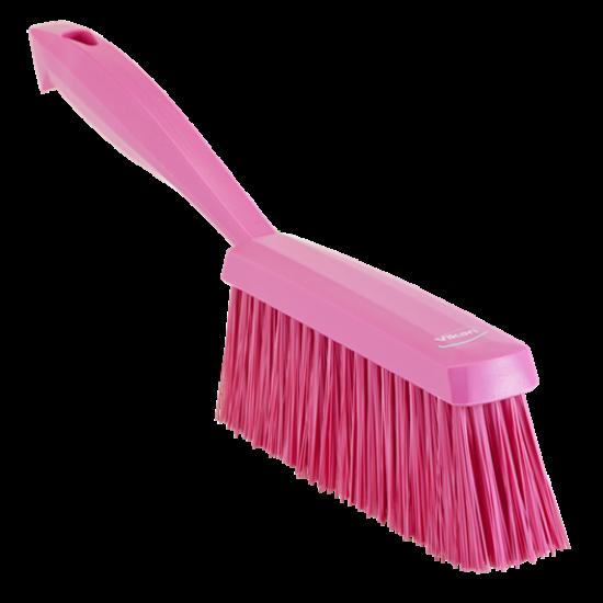 Vikan kézi kefe, közepes, pink 330mm