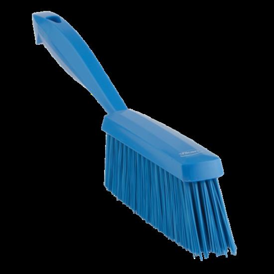 Vikan kézi kefe közepes, kék 330mm