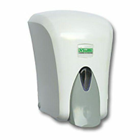 Easy folyékony szappan adagoló tartályos 1000 ml ABS fehér tartályos