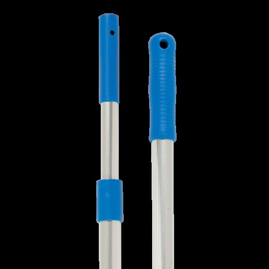 VDM teleszkópos alumínium nyél gyűrűs véggel 160 cm