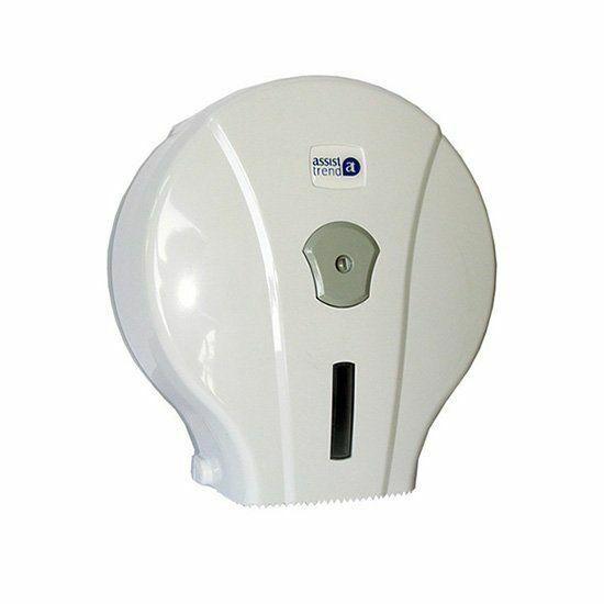 Easy tekercses toalettpapír adagoló mini fehér