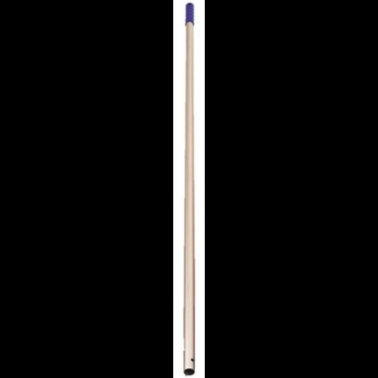 Alumínium nyél, gyűrűs véggel, 140cm