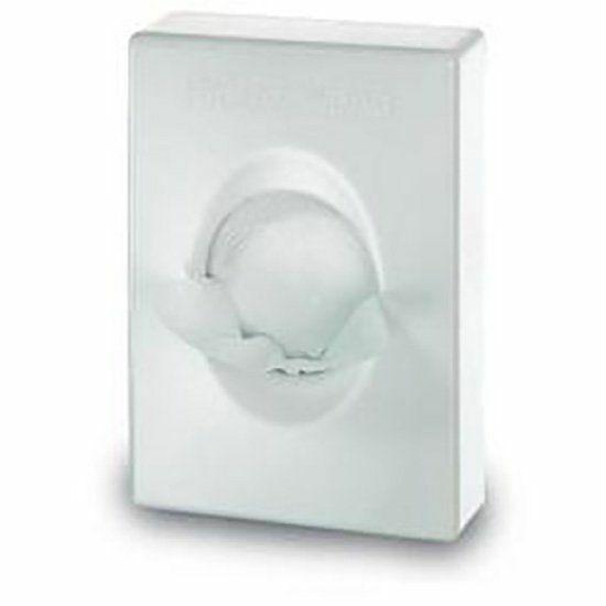 Higiéniai tasak adagoló fehér Műanyag
