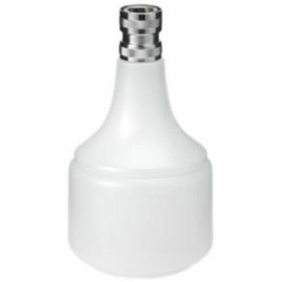 Vikan kondenzvíz gyűjtő flakon, fehér, gyorscsatlakozóval, 0,5l