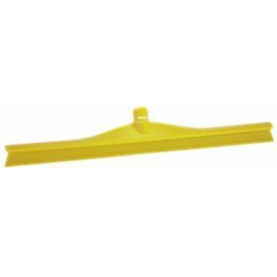 Vikan Egy darabból álló vízlehúzó gumiéllel 600 mm, sárga