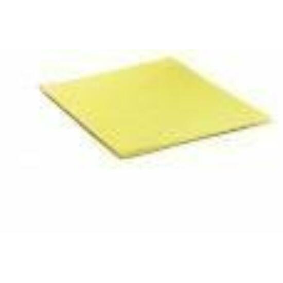 Rainbow törlőkendő 10db/cs 35*40 sárga