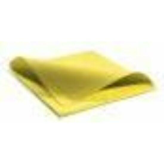 Microfix light mikroszálas törlőkendő 40x45 cm 10db/cs. sárga