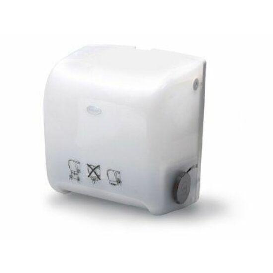 BulkySoft autocut system kéztörlő adagoló 25,5 cm fehér/átlátszó