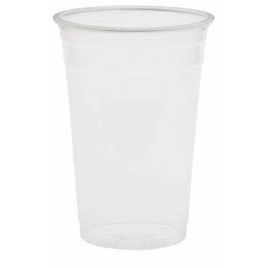 Duni Ecoecho pohár Crystal átlátszó 590ml 16x50db/gyűjtő