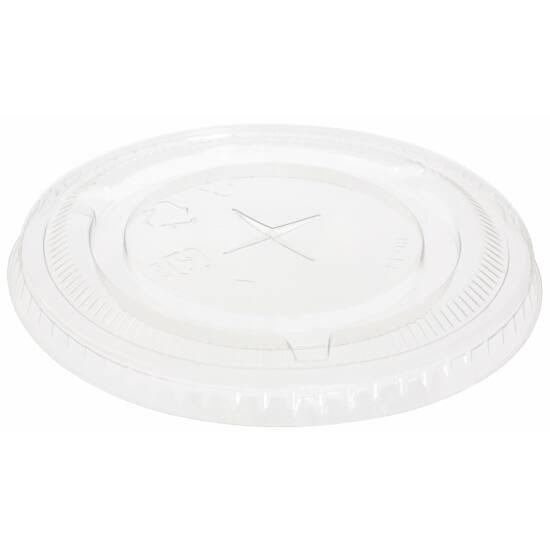 Duni Ecoecho pohár tető szívószálas átlátszó 188004-006 pohárhoz 20x50db/gyűjtő