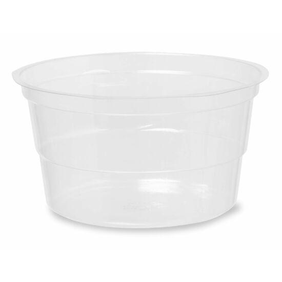 Duni Ecoecho pohárbetét Crystal átlátszó 250ml 188004-006 pohárhoz 16x50db/gyűjtő