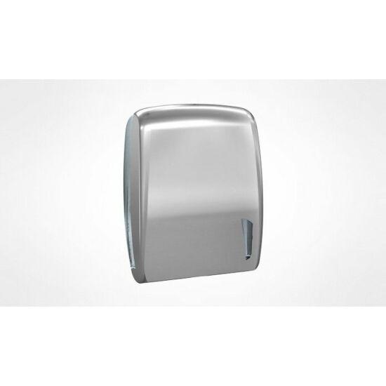 Trend hajtogatott kéztörlő adagoló maxi ABS titánium