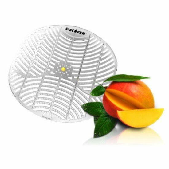 V-Screen pissoire rács mangó illatú 12db/gyűjtő