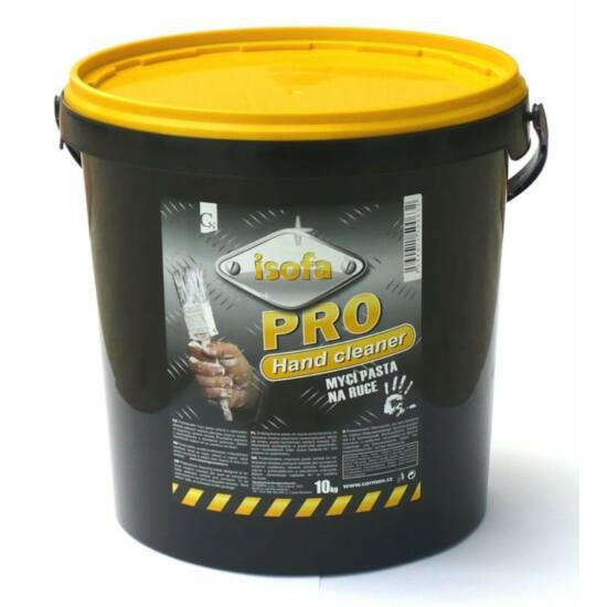 ISOFA kéztisztító paszta PRO 10 kg