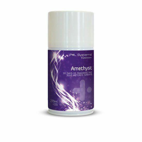 P+L automata légfrissítő utántöltő precious amethyst 270ml 12db/gyűjtő
