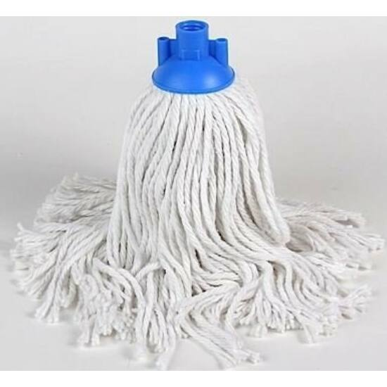 TIDINETT pamut mop pótfej fehér 250g