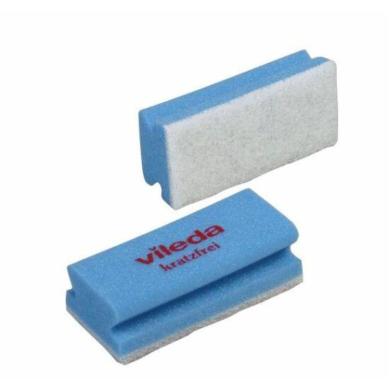 Vileda Non-scratch karcmentes szivacs kék 7x15x4,5cm 10db/csomag