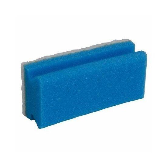 Vileda mosogatószivacs fehér/kék 7x15x4,5cm 1db/csomag