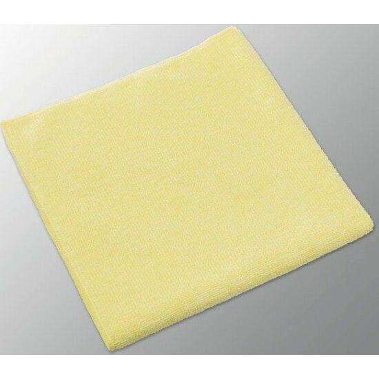 Vileda MicroTuff Plus mikroszálas törlőkendő sárga 38x38cm 5db/csomag
