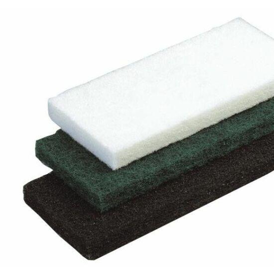 Vileda Super kézi pad zöld 12x26cm 5db/csomag