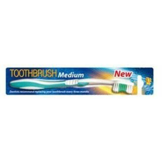 SKY közepes sörtekeménységű felnőtt fogkefe