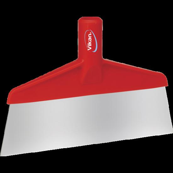 Vikan Asztal és padlózat kaparókés 260mm piros