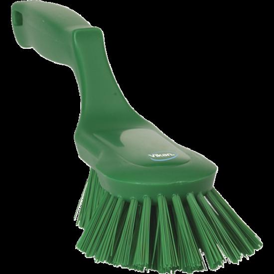 Vikan Kézi kefe kemény zöld 330mm