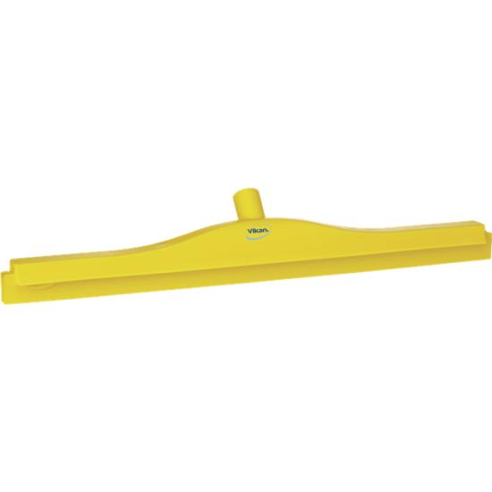 Vikan Vízlehúzó 2C 600mm, sárga