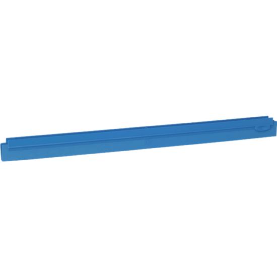 Cseregumi vízlehúzóba, 2K, 600 mm, kék