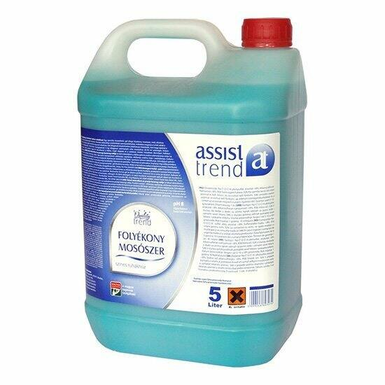 Trend Quality Folyékony mosószer színes ruhákhoz 5l