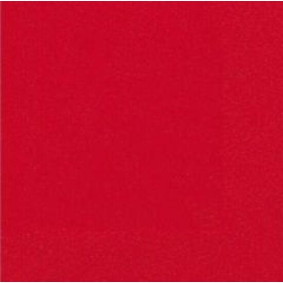 Duni szalvéta piros 3 rétegű 33x33cm 12x20db