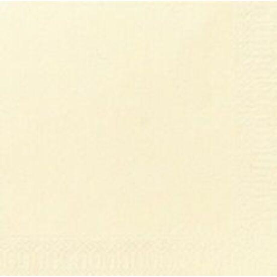 Duni szalvéta krém 3rtg 33x33cm 12x20db/gyűjtő