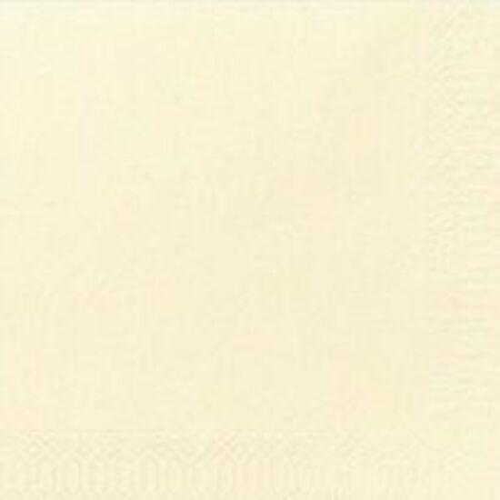 Duni szalvéta krém 3rtg 33x33cm 10x50db/gyűjtő